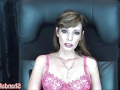 Big Boobs, Blowjob, Cumshot, MILF, Stockings