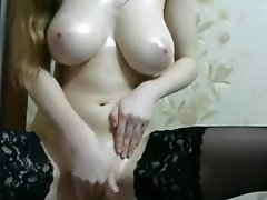 Amateur, Stockings, Webcam