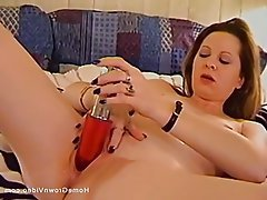 Amateur, Masturbation, Wife, Homemade