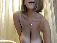 Webcam, Russian, Big Tits