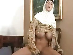 Amateur, Arab, Big Boobs, Cumshot