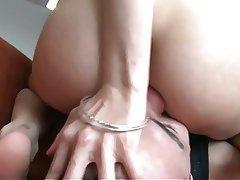 Amateur, Ass Licking, Brunette, Face Sitting, Femdom