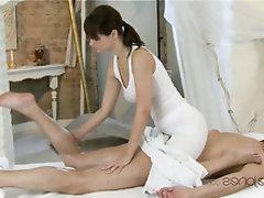 Babe, Feet, Indian, Massage