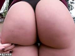 Big Ass, Blowjob, Cumshot, Handjob, Big Tits